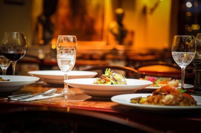 Website Restaurant